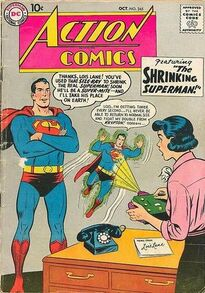 Action Comics Issue 245