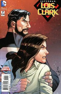 Superman Lois and Clark Vol 1 7 Variant