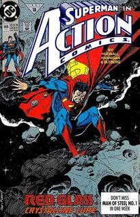Action Comics Issue 666