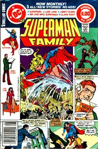 Superman Family 209