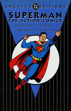 Archive Editions Action Comics 03