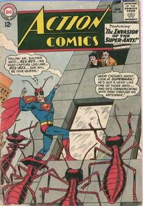 Action Comics Issue 296