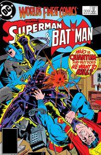 World's Finest Comics 309