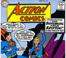 The Supergirl from Krypton (Pre-Crisis)