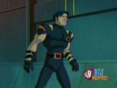 Wolverine (X-Men Evolution) 3