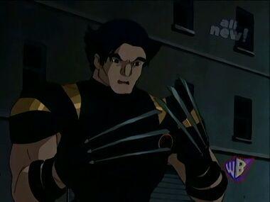Wolverine (X-Men Evolution)6