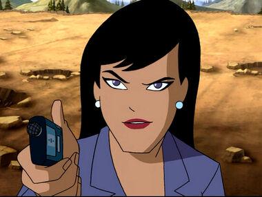 Lois Lane (Brainiac Attacks)