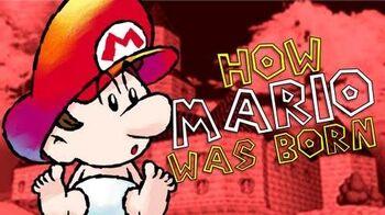 Super mario 64 bloopers how mario was born