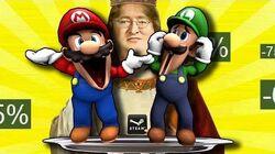 Retarded64 Mario The Waiter