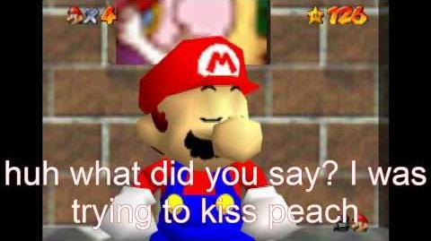 Super Mario 64 Bloopers Account Loss
