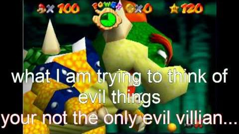 Super Mario 64 Bloopers Flashbacks