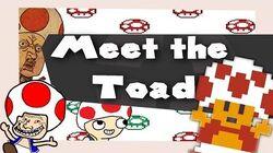 Super Mario 64 Meet the Toad