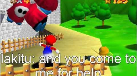 Super Mario 64 Blooper A Random Day