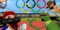 Retarded64: Mario the Olympian