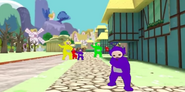 A bunch of tubbies