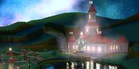 The Mushroom Kingdom