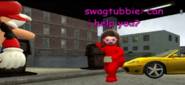 Swag tubbie and mario
