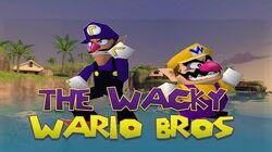The Wacky Wario bros- Waluigi Origins