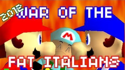 War of the Fat Italians 2012