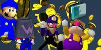 The Wacky Wario Bros.: Money Mayhem