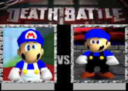 Death battle smg4 vs smg3 by ssfplayer2-d6sdy1w