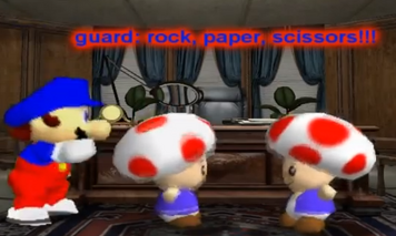 Toad vs Toad