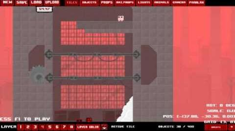 Super Meat Boy Editor Tutorial part 3
