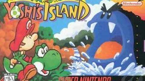 Flower Garden Yoshi's Island Music