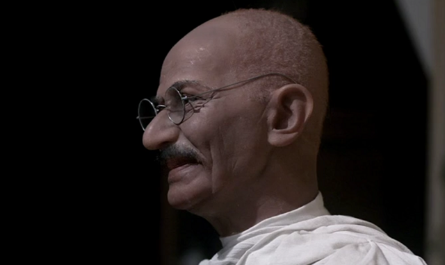 File:Wax Figure of Gandhi 1.png