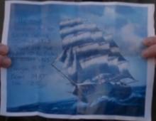 The Star (Gavin's ship) (Drawing)