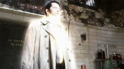 Castiel becomes a god