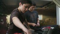 Dean and Ben
