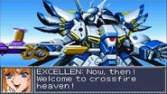 Super Robot Wars Original Generation - Weissritter All Attacks
