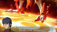 Super Robot Taisen OG Saga- Masou Kishin 3 Pride Of Justice- Granveil(Normal&Possessed) All Attacks