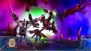 スーパーロボット大戦OG ムーン・デュエラーズ ズィー=ガディン 全武装