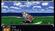 Super Robot Wars Alpha RX-78-2 Gundam (All Attacks)