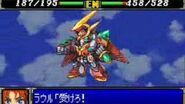 SRW R - Excellence Lightning All Attacks