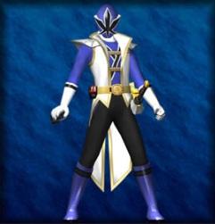 Super Shinken Blue