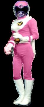 Goggle-pink