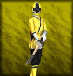 Shinken Yellow