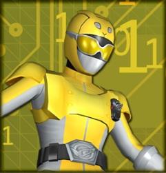 Yellow Buster Powered Custom