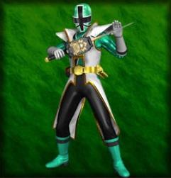 Super Shinken Green