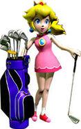 Golf Peach