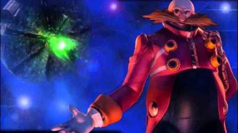 Doctor Eggman's Theme (Sonic 2006)