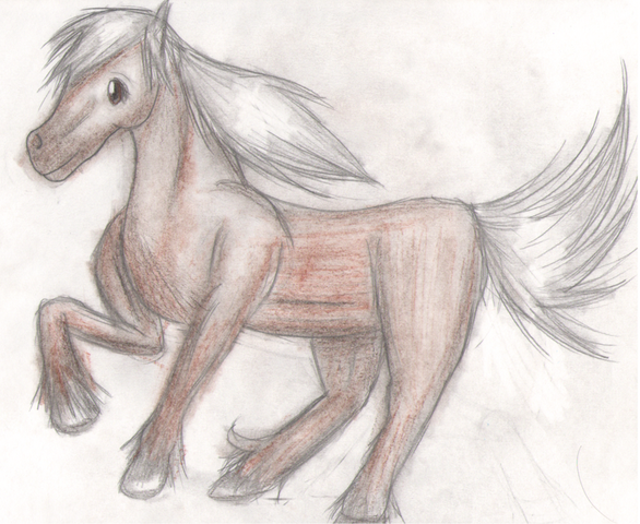 File:SSBB EPONA DRAWING.png