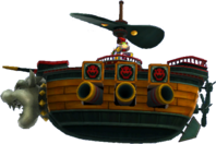 Bowser Jr.'s Airship