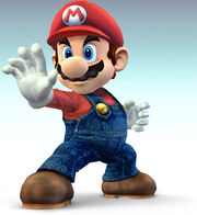 Mario (SSBD) image