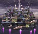 SSBR: New Pork City
