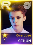 Overdose Sehun