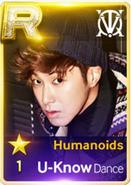 Humanoids U-KNOW D R